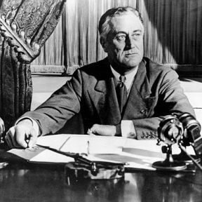 FDR Was the Connecter-In-Chief