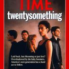 TIME's Generation X cover in 1990