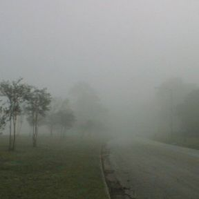 Fog that Can Block Out Joy and Happiness