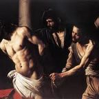 Caravaggio's The Flagellation of Christ