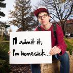 Help, I'm Homesick!
