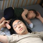 Men Who Sleep Near Their Children Found to Have Lower Testosterone Levels