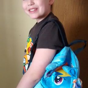 School Ban of 'My Little Pony' Backpack Raises Gender Issues