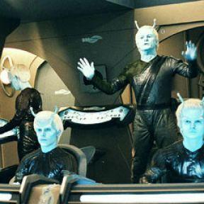 Creativity and Star Trek Alien Foreheads