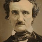 Edgar Allan Poe Daguerrotype, May-June 1849. Wikimedia Commons. Public Domain.