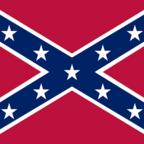 Confederate Flag sinisamaric1 CC0