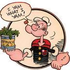 Popeye: he wuz who he wuz