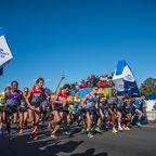 2016 NYC Marathon Start Line