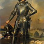 Gilles de Rais, history's first known serial killer, and possible psychopath