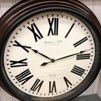 One of many clocks!