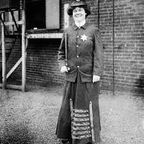 Alice Stebbins Wells, first woman on patrol