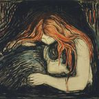 "Munch's ""Love and Pain"""