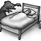 The Old Hag, one of many sleep paralysis myths.