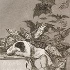 Goya - The sleep of reason produces monsters