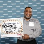 SAMHSA--My superpower is...Breaking the stigma on mental illness
