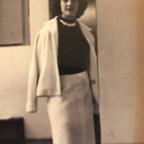 My Mother, circa 1958