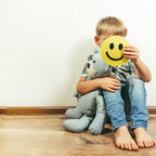 Actively practicing internal emotional expression and handling disappointment with a child can help with self-control