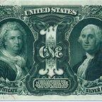 One Dollar Silver Certificate