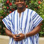 Dr Daniel Acolor, District Regional Director of Health Services, Ghana