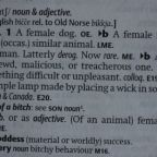 Larry's photo of the Shorter Oxford English Dictionary