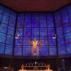 Kaiser Wilhelm Memorial Church Interior. MyName (Panic) 2007.