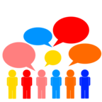 Group meeting, labeled for reuse, Pixabay