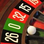 Roulette Wheel/Photographer: Ralf Roletschek/Wikipedia Commons