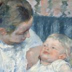 Mary Cassatt [Public domain or Public domain], via Wikimedia Commons