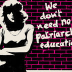 "Christopher Dombres, ""Patriarchal Education""/Flicker -- Public Domain"