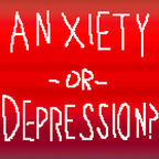 """anxiety or depression? why not both!"" Topher McCulloch, CC by 2.0"