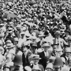Wikimedia Commons, Public Domain: Crowds in Ottawa Celebrating Dominion Day