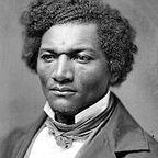 Frederick Douglass portrait/ Wikimedia
