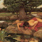 Wikimedia Commons by John William Waterhouse.