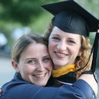 By Chad Miller from Orlando, Florida, US of A - graduation hugs, CC BY-SA 2.0, https://commons.wikimedia.org/w/index.php?curid=2526089