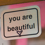 """""""You Are Beautiful""""/Tony Webster/CC BY 2.0"""