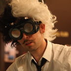 Flickr: Jason in mad scientist garb by Ryan Somma, CC by 2.0