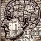 "© 2017 ""Digital Art Therapy"" via WordPhoto app by Cathy Malchiodi, PhD"