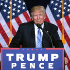 Photo of Trump / Wikimedia Commons