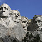 Mt. Rushmore, Wikipedia, Public Domain