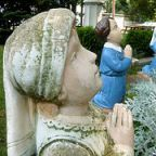 Praying Statues/ photopin/ Creative Commons
