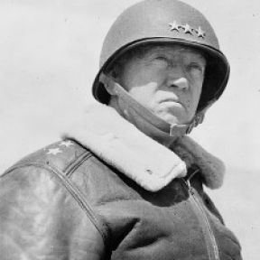 Lieut.-General George Patton.  March 30, 1943.