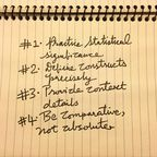 4 Tips for Quantitative Information by Utpal Dholakia