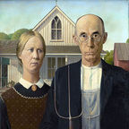 Grant Wood [Public domain or Public domain], via Wikimedia Commons