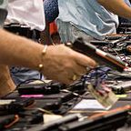 Houston Gun Show/Wikimedia Commons/CC BY2.0