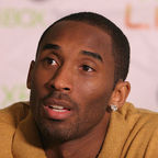 "Wikimedia ""Kobe Bryant Profile"" by Gamerscore Blog from USA - IMG_8984. Licensed under CC BY-SA 2.0 via Wikimedia Commons - https://commons.wikimedia.org/wiki/File:Kobe_Bryant_Profile.jpg#/media/File:Kobe_Bryant_Profile.jpg"