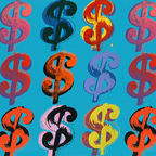 Incase/Filckr, Warhol Dollar