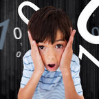 """""""Overcoming Math Anxiety"""" by wecometolearn / CC BY 2.0"""