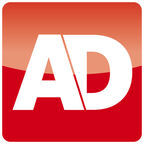 Dutch newspaper Algemeen Dagblad's logo / Wikimedia Commons / CC BY 2.0