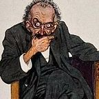 Wikimedia Commons/A Psychiatrist with intense,bulging eyes,by C.Josef/Creative Commons Attribution 4.0 International