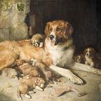 Alfred William Strutt 19th century